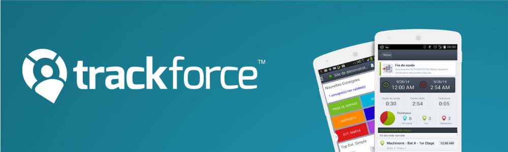 Review Trackforce Valiant: A Better, Stronger, More Efficient Security Workforce - appvizer