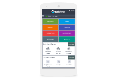Our mobile app is loaded with all the features a Security Office might need from Guard Tours to Visitor Management tool.
