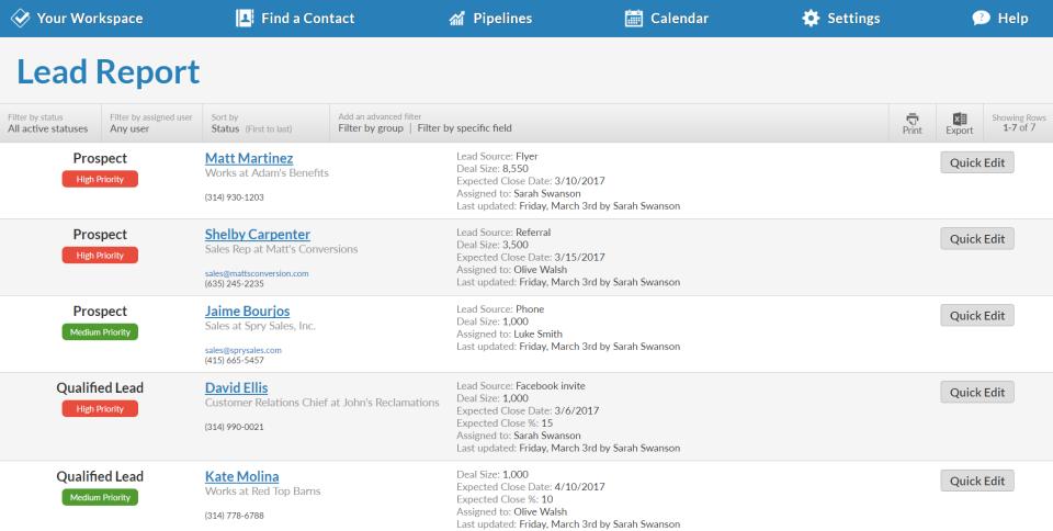 Less Annoying CRM-screenshot-2