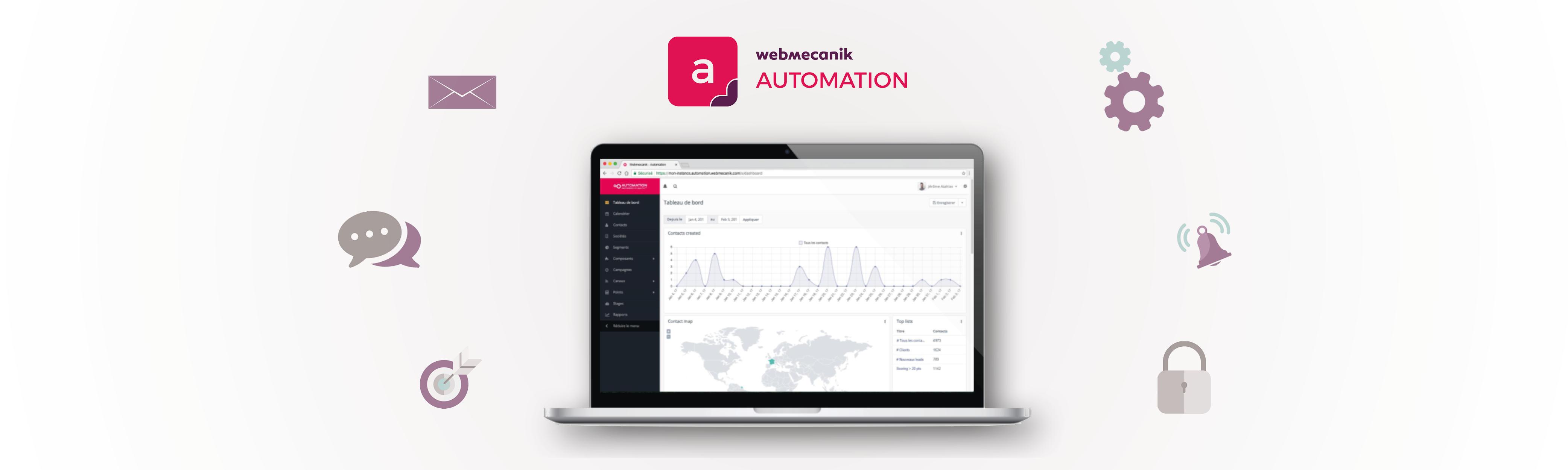 Review Webmecanik: Open Source marketing automation solution without limits - Appvizer