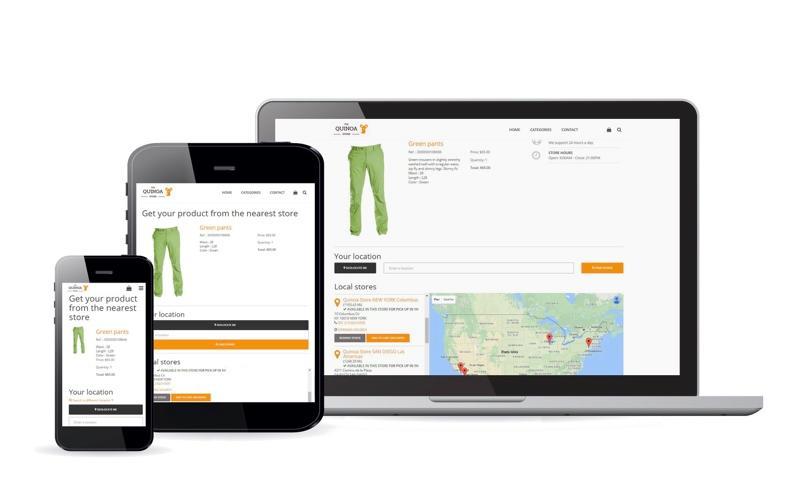Yourcegid Retail: compatible phone, tablet, computer