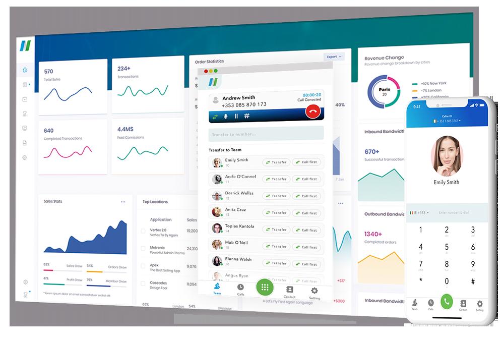 Review NUACOM: Cloud Phone System for Modern Businesses - Appvizer