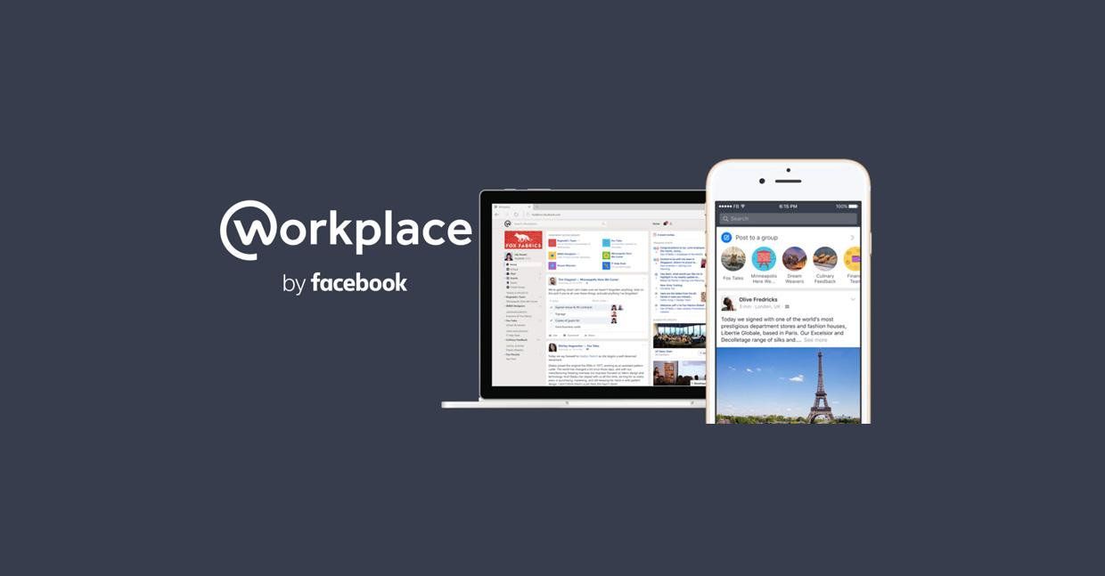 Review Workplace from Facebook: The world's number 1 enterprise social network - appvizer