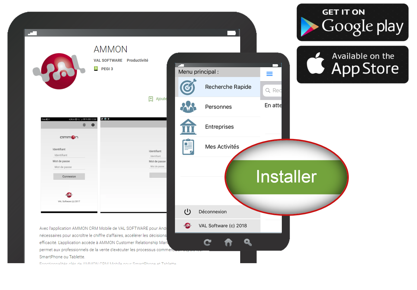 APPS CRM