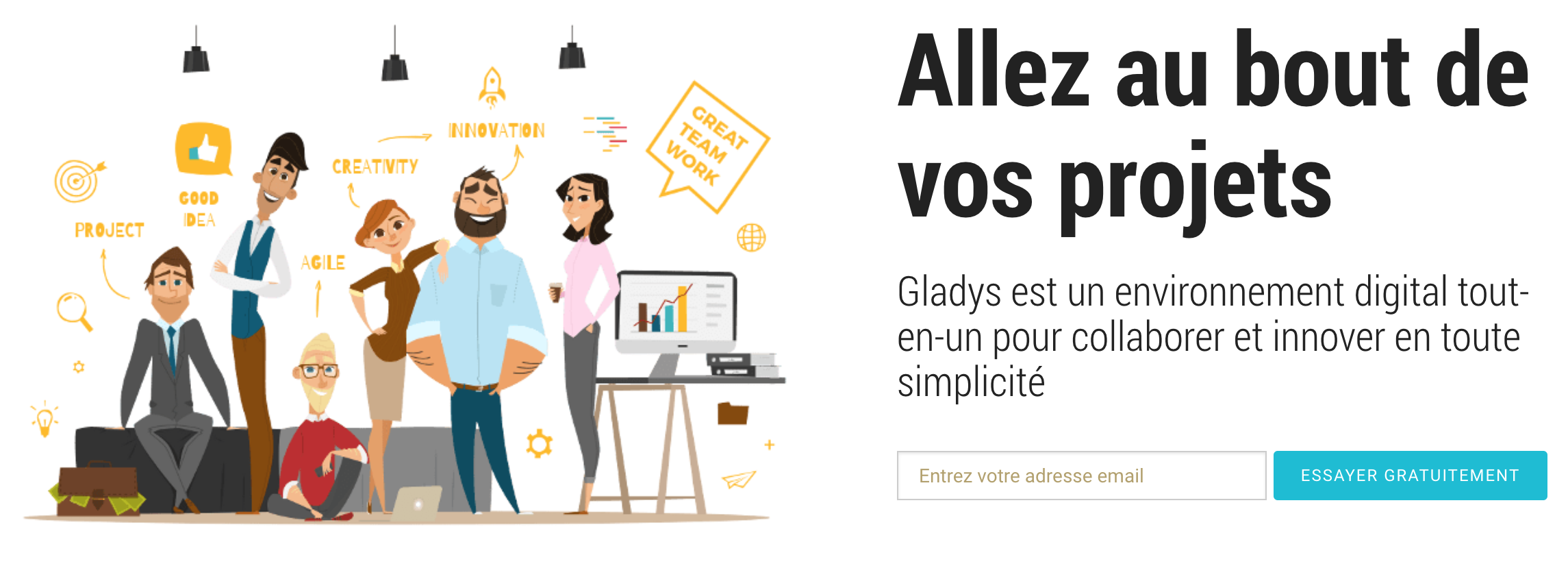 Review Gladys: Boost project management efficiency and efficacy - Appvizer