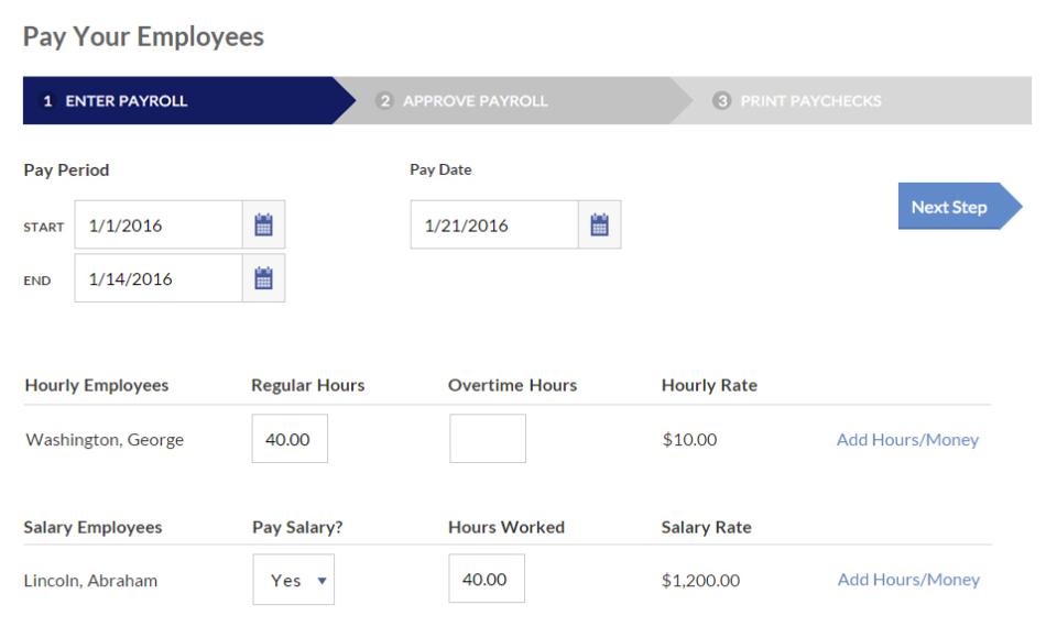 Payroll Patriot-screenshot-0