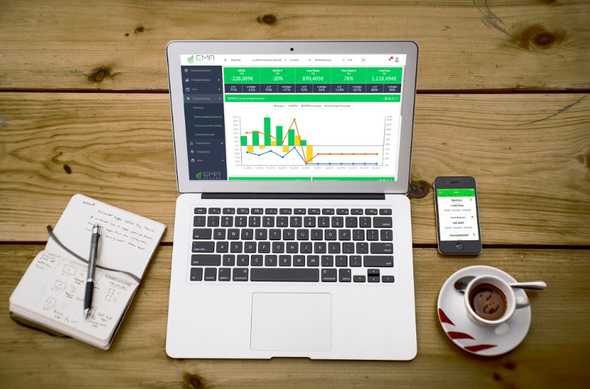 Review EMAsphere: Decision-making management and SME/ETI management dashboard - appvizer