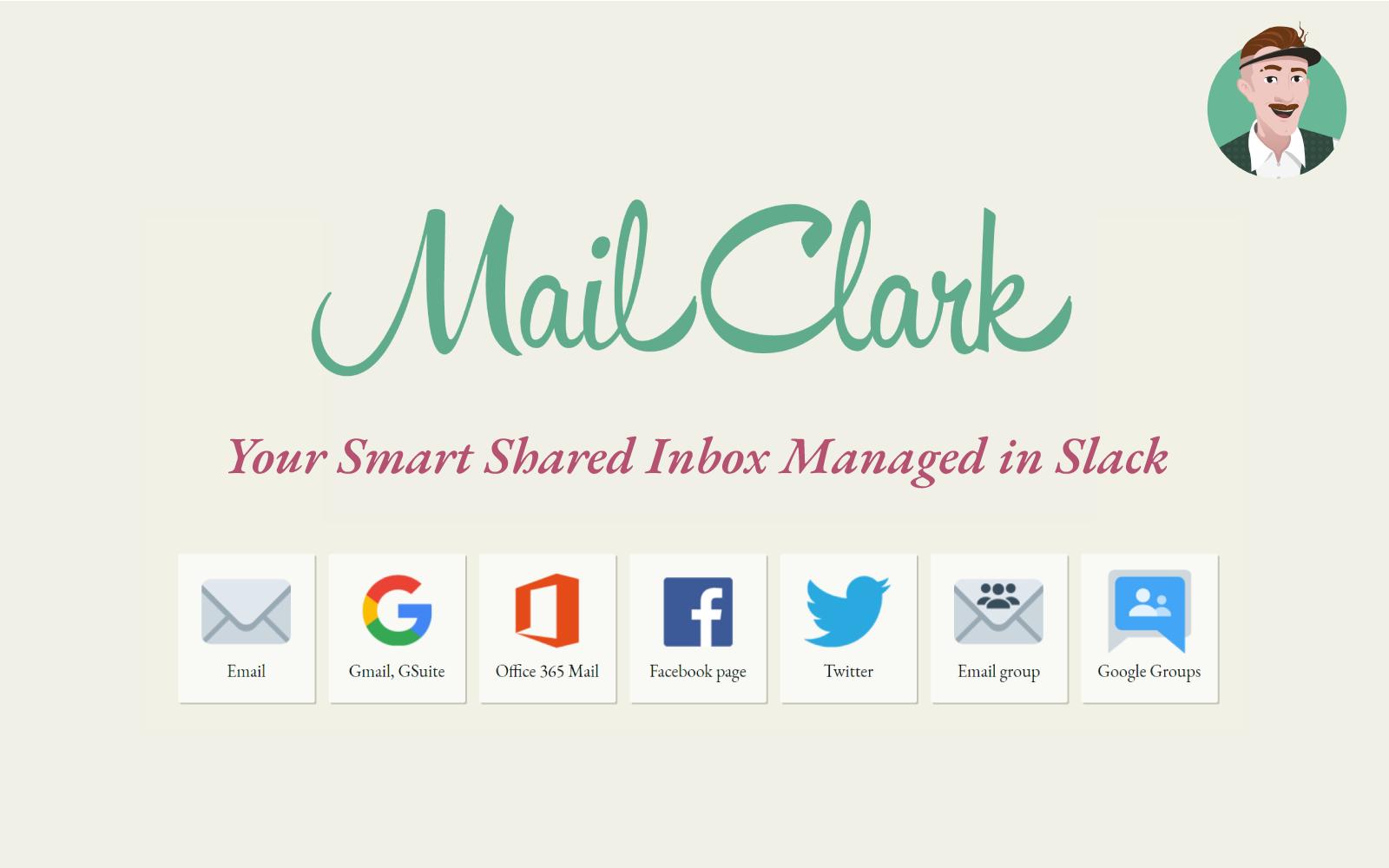 MailClark for Slack