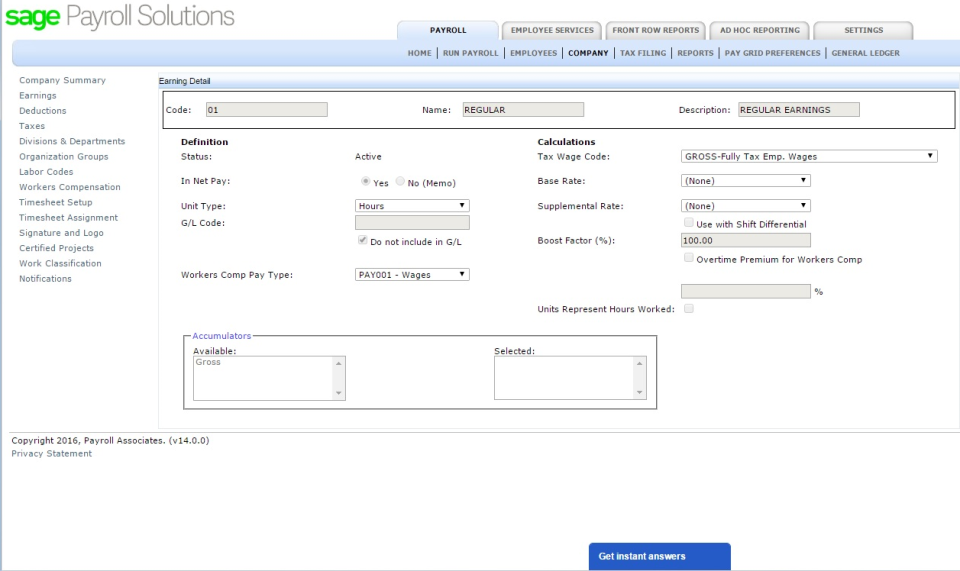 Sage Payroll-screenshot-0
