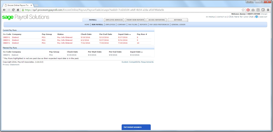 Sage Payroll-screenshot-1
