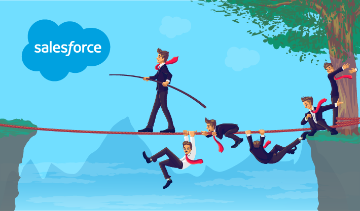 Review Sales Cloud: The world's number 1 CRM - Appvizer