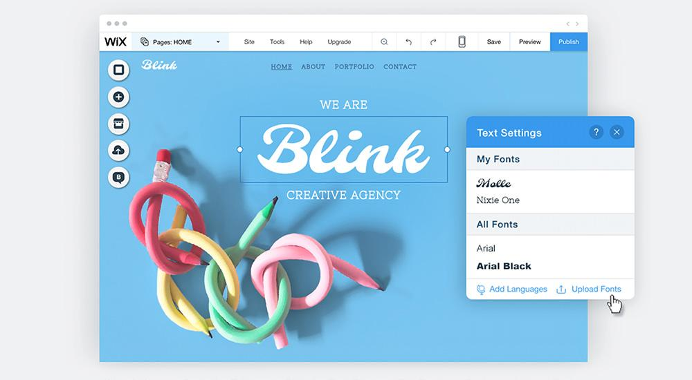 Review Wix: Complete website builder - Appvizer
