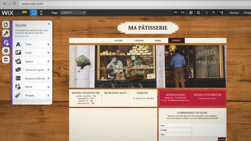 Wix: Edit HTML, Community (FAQ Forum), Multilingual Website