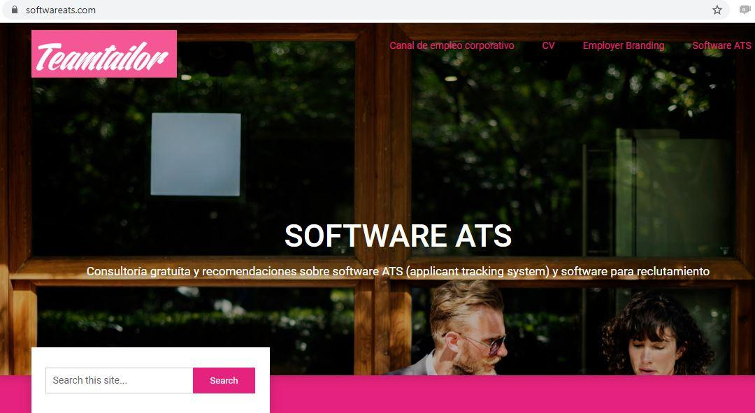 Teamtailor-blog screenshot