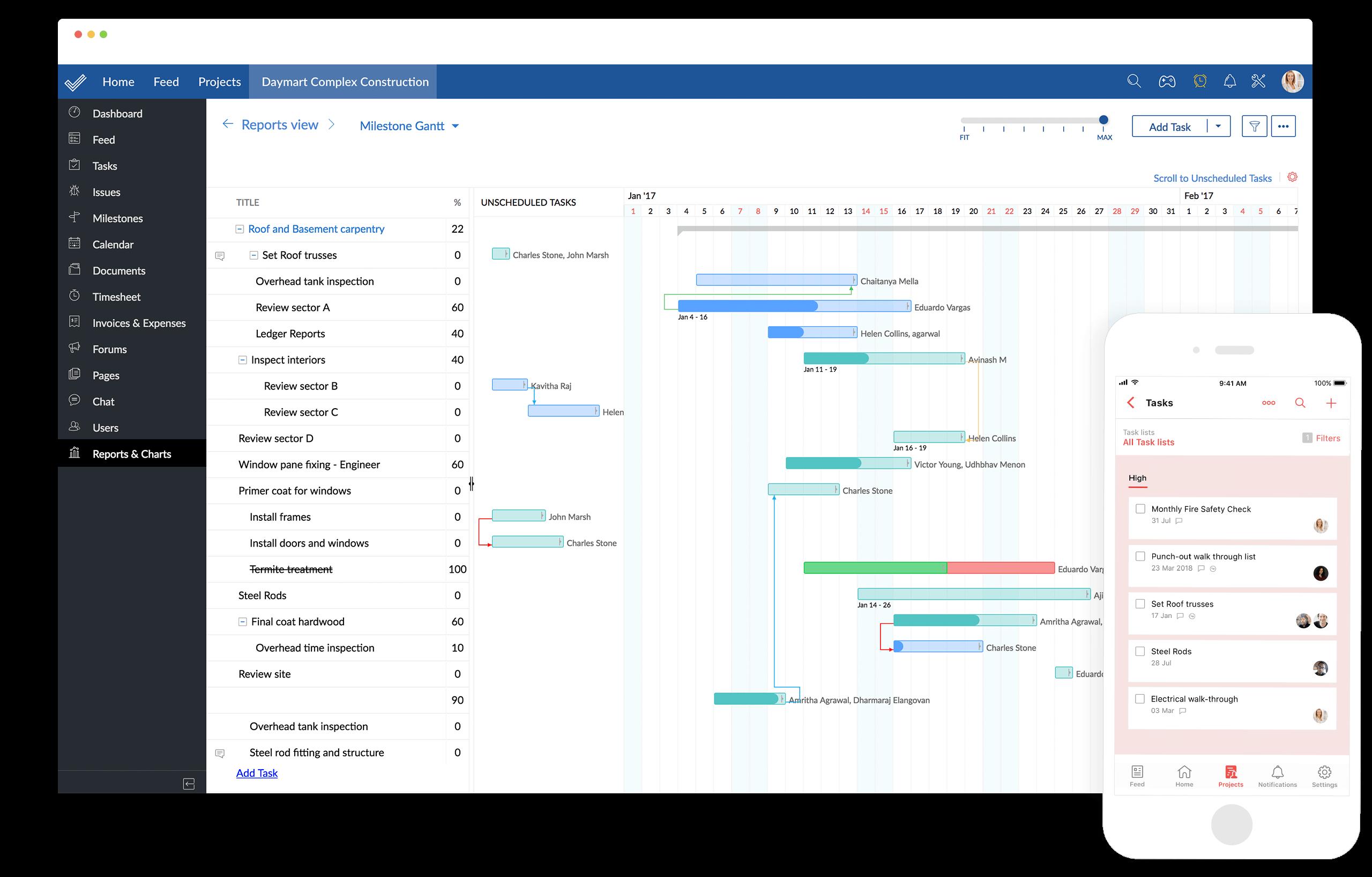 Zoho Projects-appvizer-highlight_zoho_project