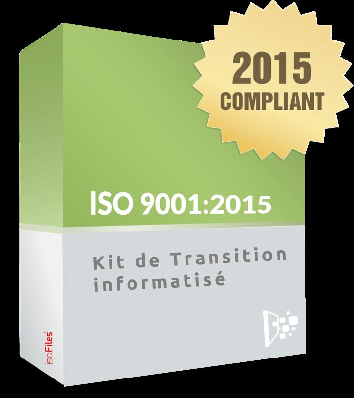 Transition Kit ISO9001: 2015
