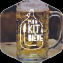 Monstock-mon kit à bière dark
