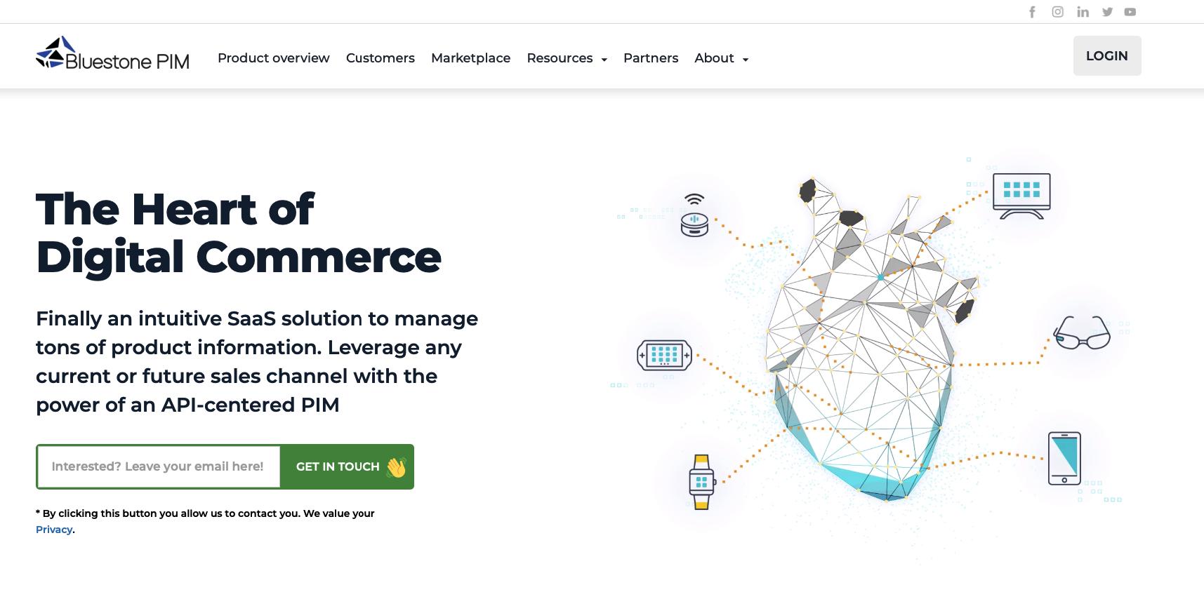 Review Bluestone PIM: The Heart of Digital Commerce - appvizer
