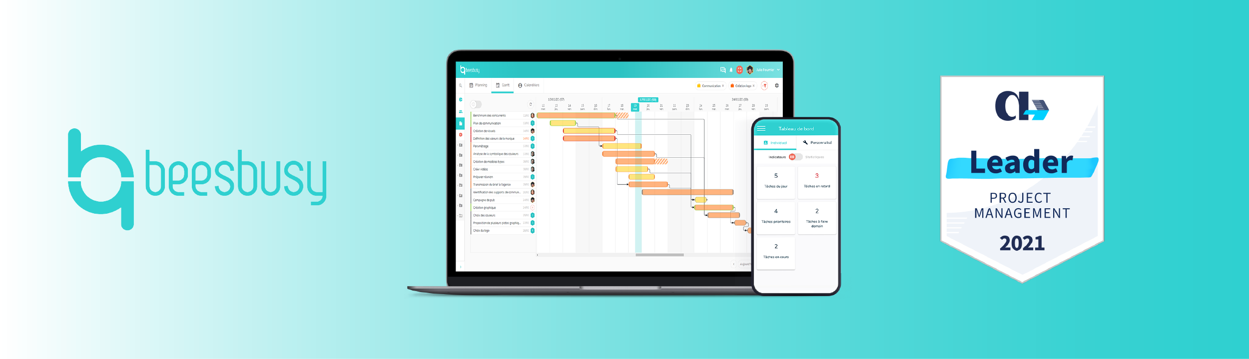 Review Beesbusy: Easy to use and really powerful - Appvizer