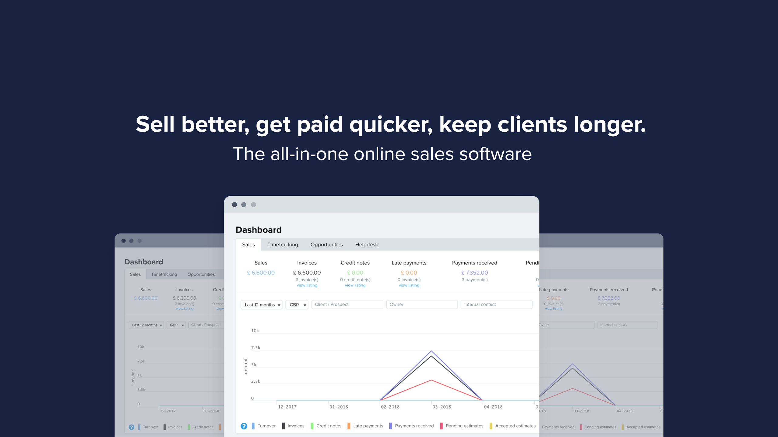 Sellsy: Pricing & Reviews - Invoicing & CRM All-in-One Solution