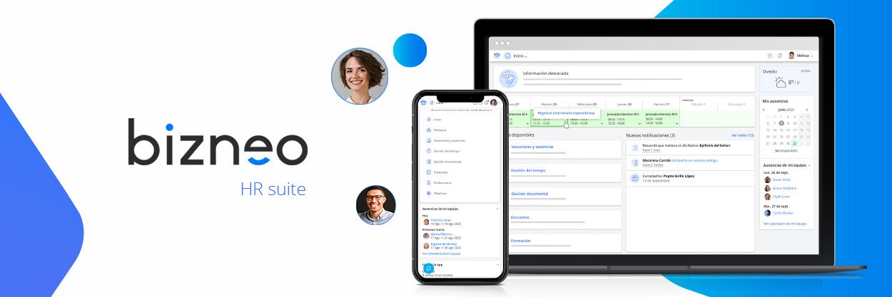 Review Bizneo HR Suite: Level up your HR game - appvizer