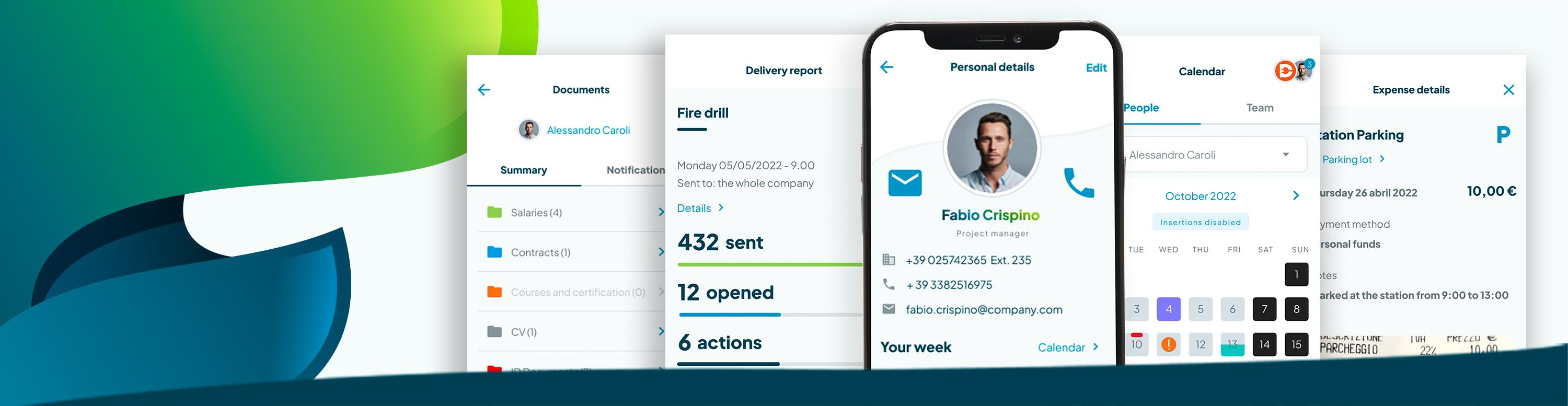Review Fluida: Simplify your human resources with the HR management system - appvizer