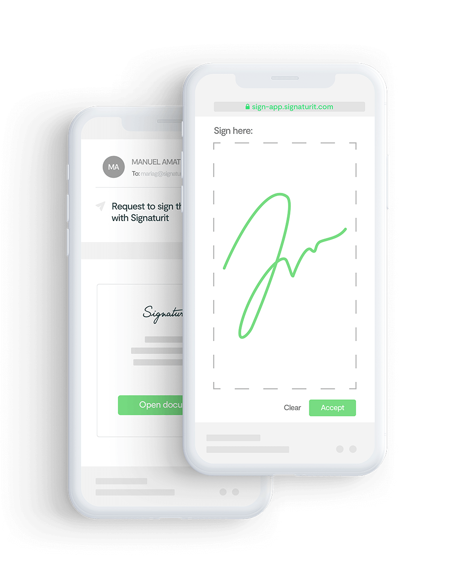 Advanced biometric signature