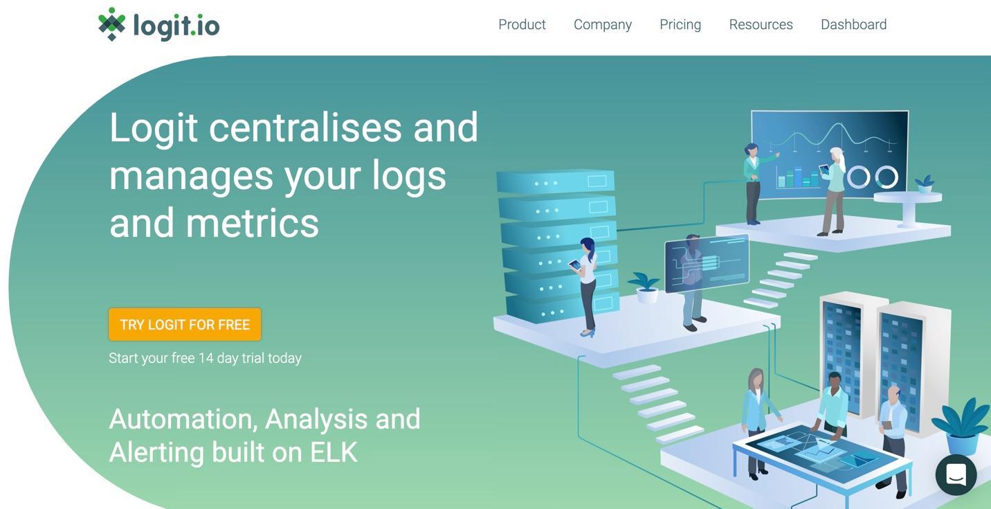 Review Logit: Log Management & Analysis Built On ELK - appvizer