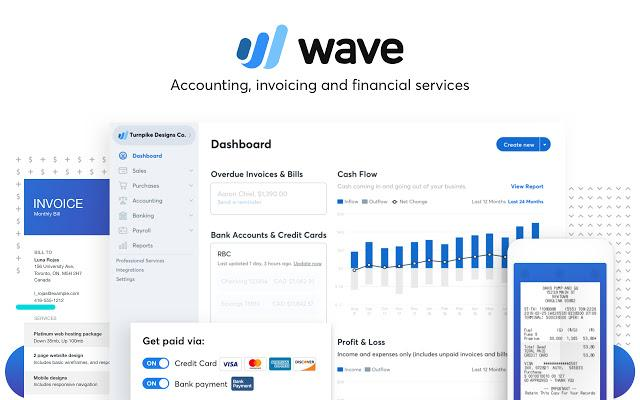 Wave Invoicing-wave solutions