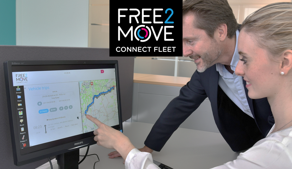 Review Connect Fleet: Manage your fleet's performance in real time - appvizer