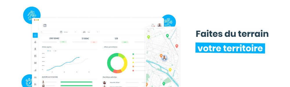 Review Sidely: The mobile CRM that assists your sales reps - Appvizer