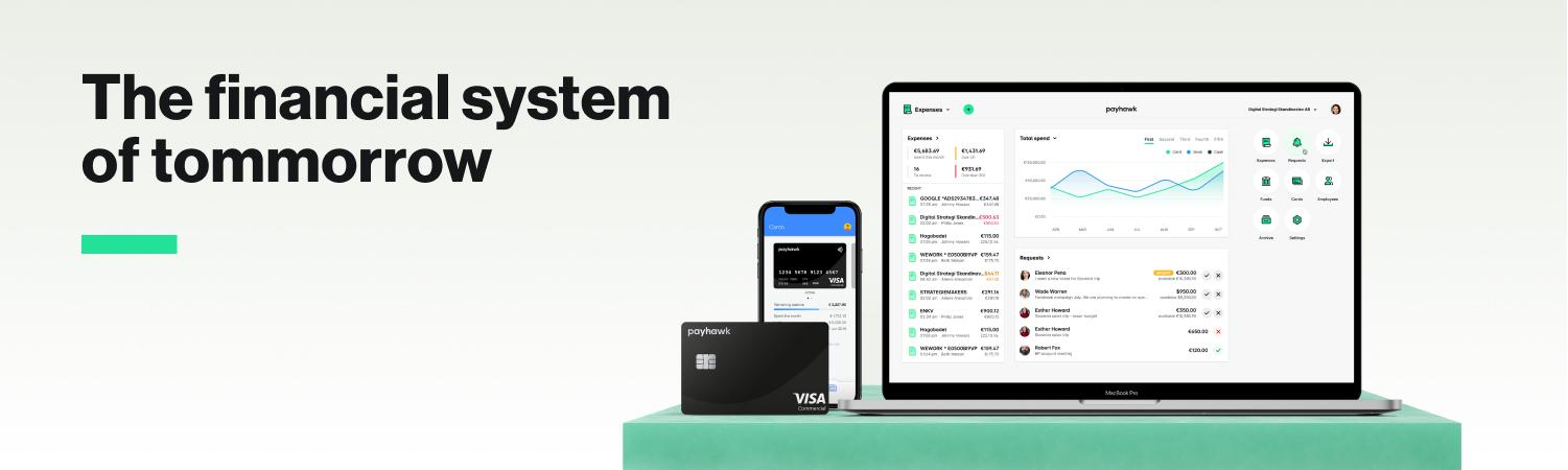 Review Payhawk: Тhe financial system of tomorrow - appvizer