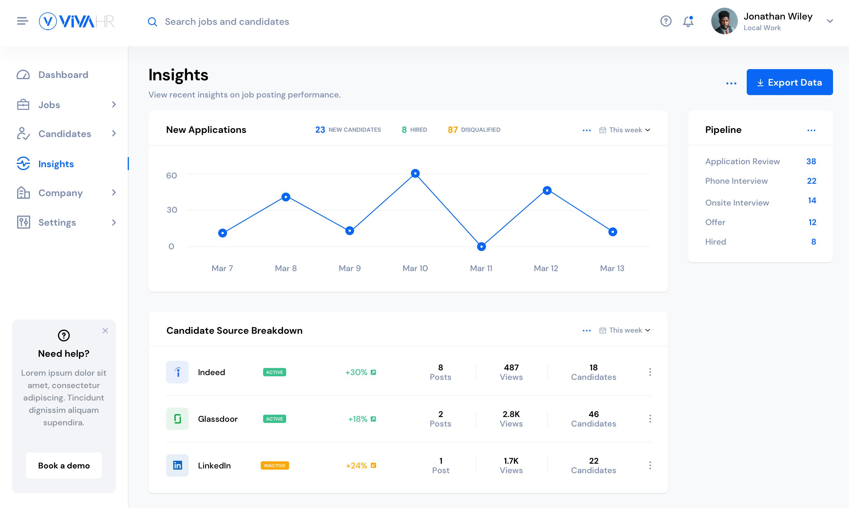 VIVAHR-VIVA HR Analytics