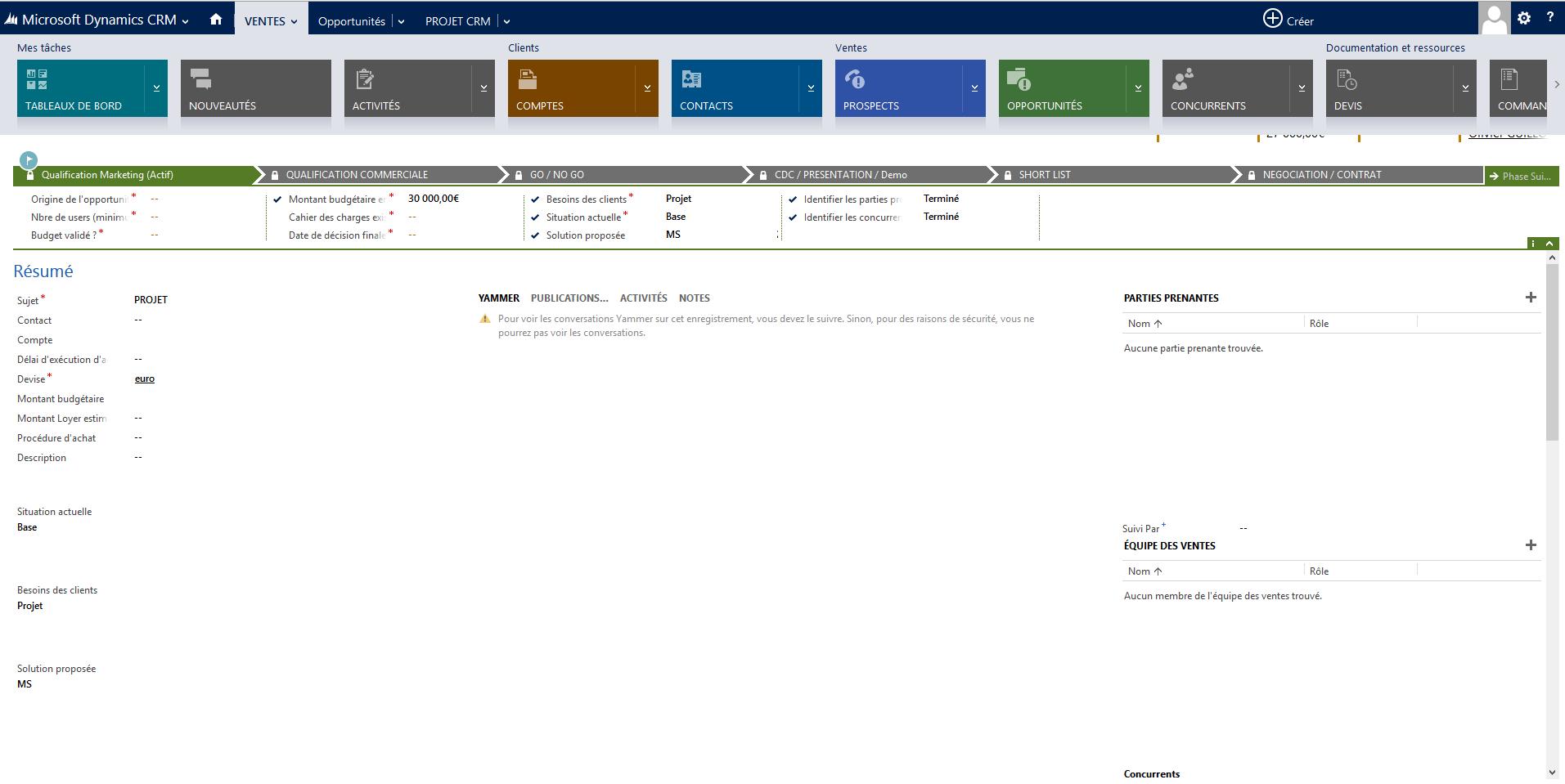 Microsoft Dynamics CRM: Service Level Agreement (SLA), Phone, Mobile Application