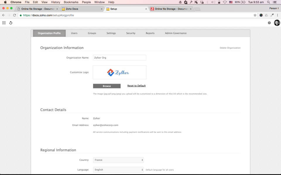 Zoho Docs-screenshot-4