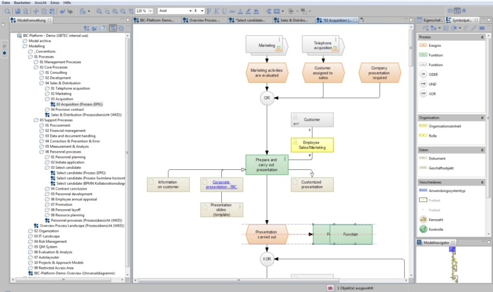 BIC Process Design-appvizer-highlight_bic_platform