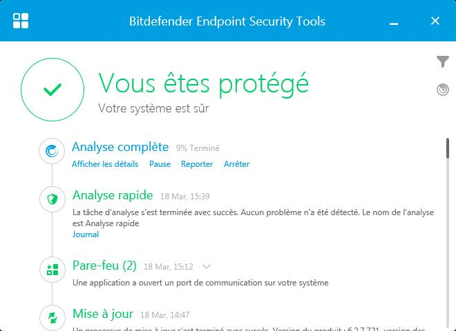 Bitdefender: Online training (webinar), Anti-Phishing, 24/7 Support