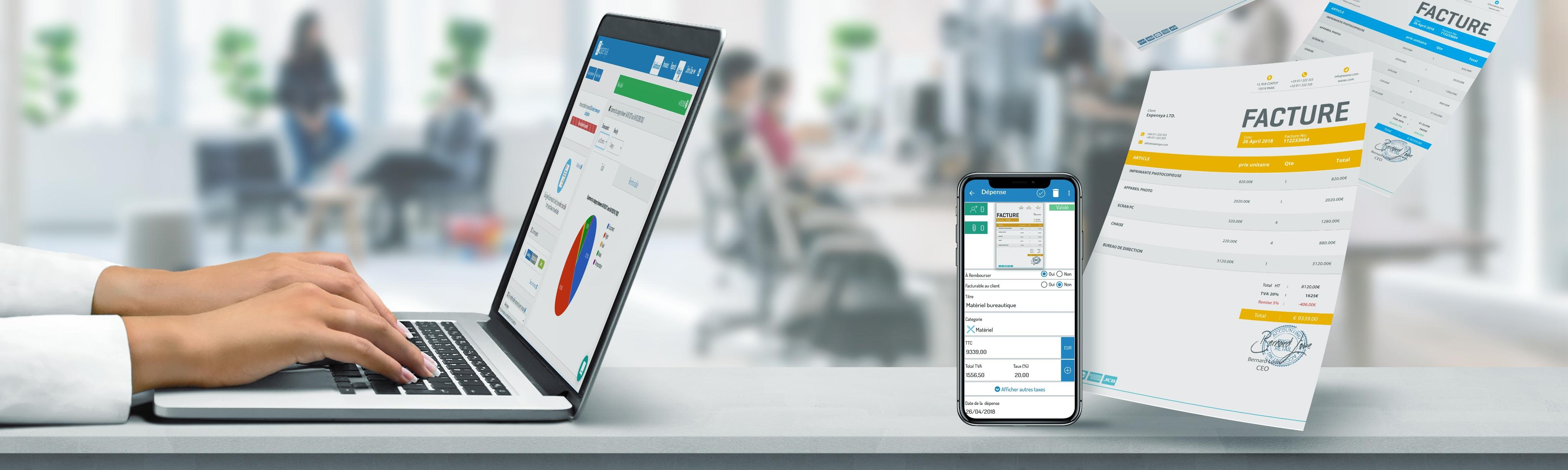 Review Expensya: The expense management software of the future - appvizer