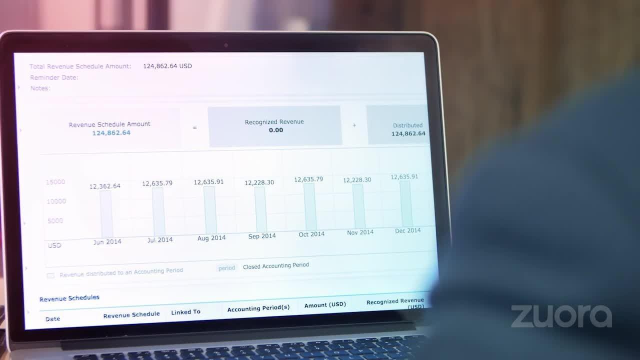Review Zuora: Subscription management system - appvizer