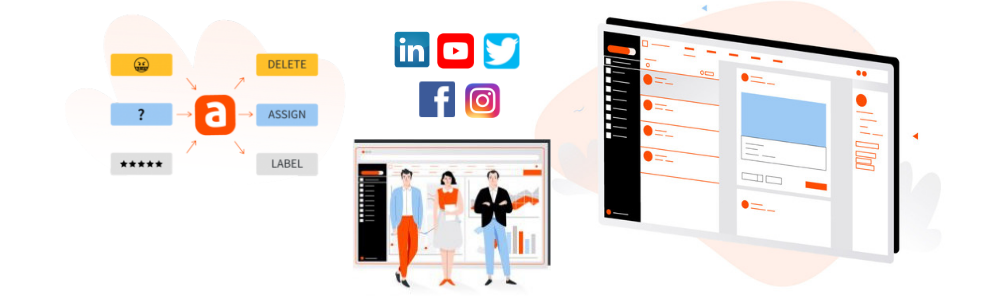 Review Agorapulse: Simple & Affordable Social Media Management - appvizer