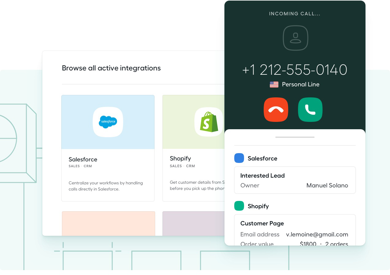 Review Aircall: The Phone System Built for Modern Businesses - appvizer