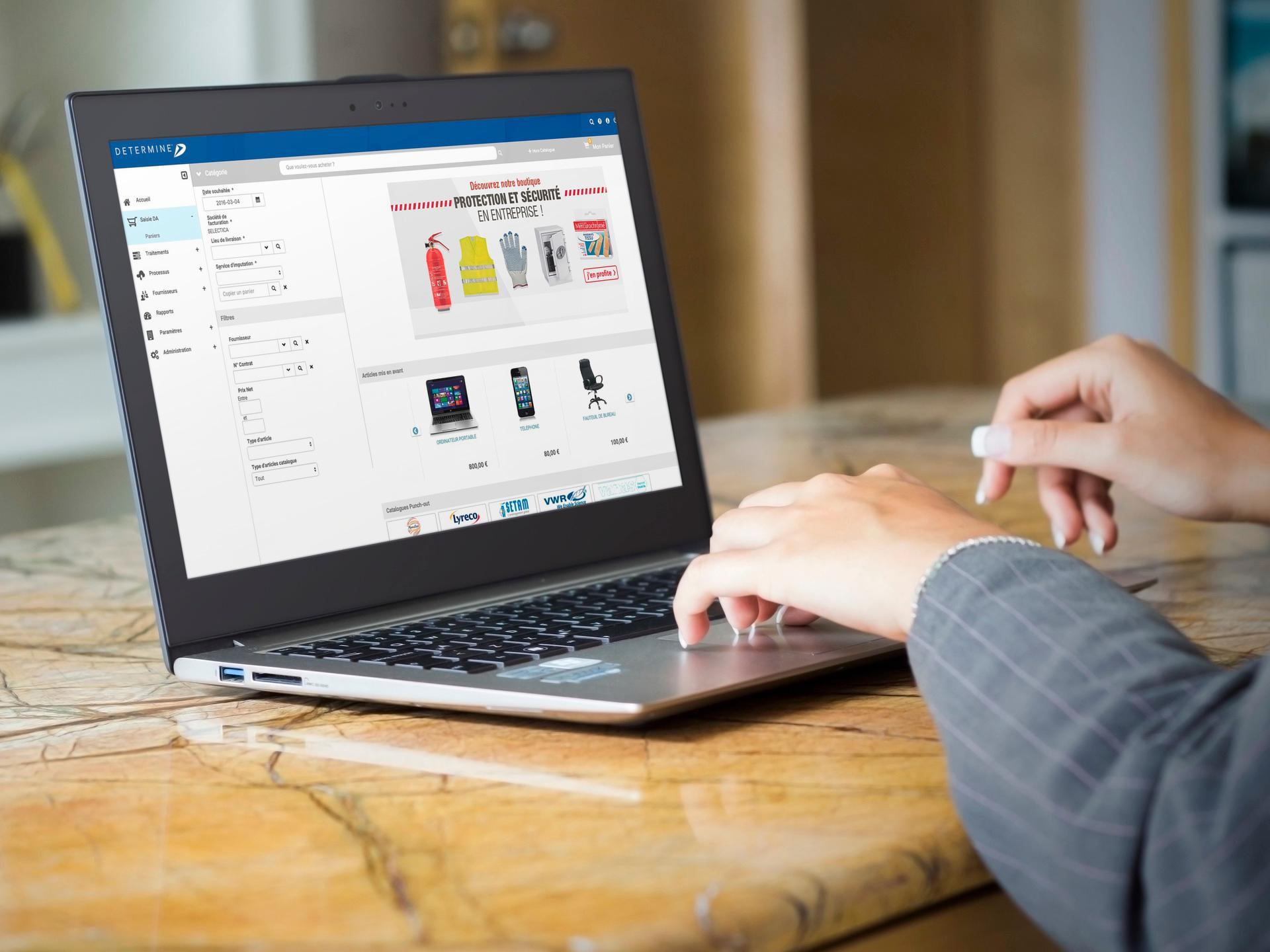 Purchasing Management Module