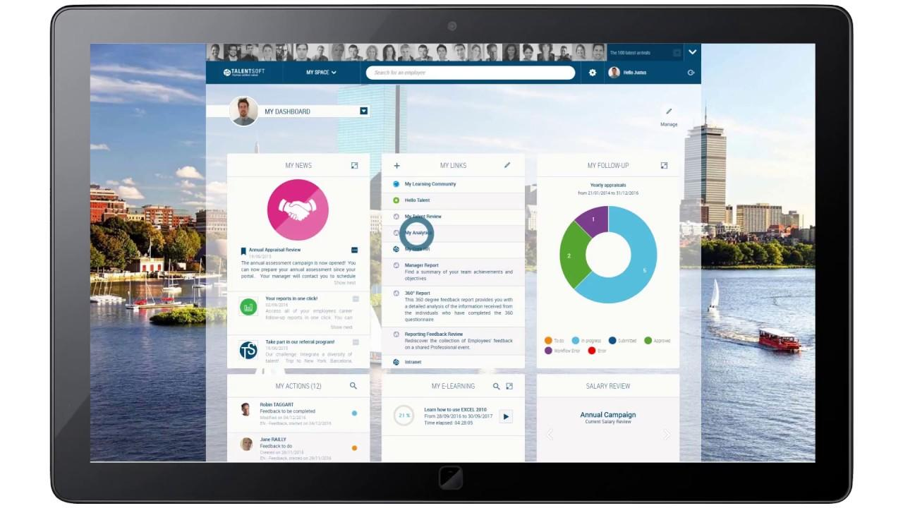 Review Talentsoft: Leader in Talent Management and Learning Software - Appvizer