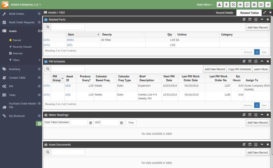 eMaint CMMS-screenshot-3
