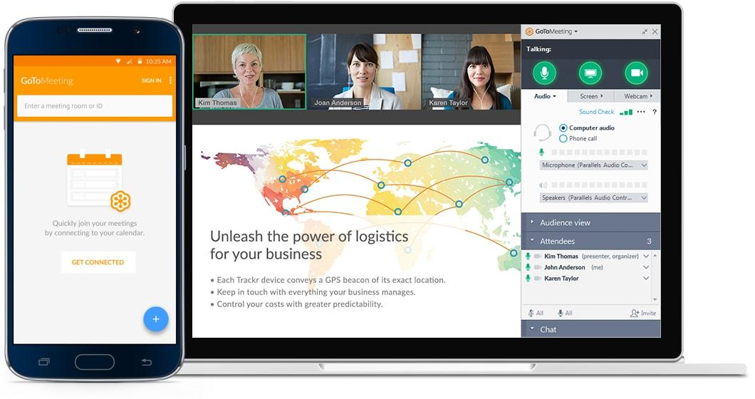 Review GoToMeeting: Work and Collaborate from Anywhere - Appvizer