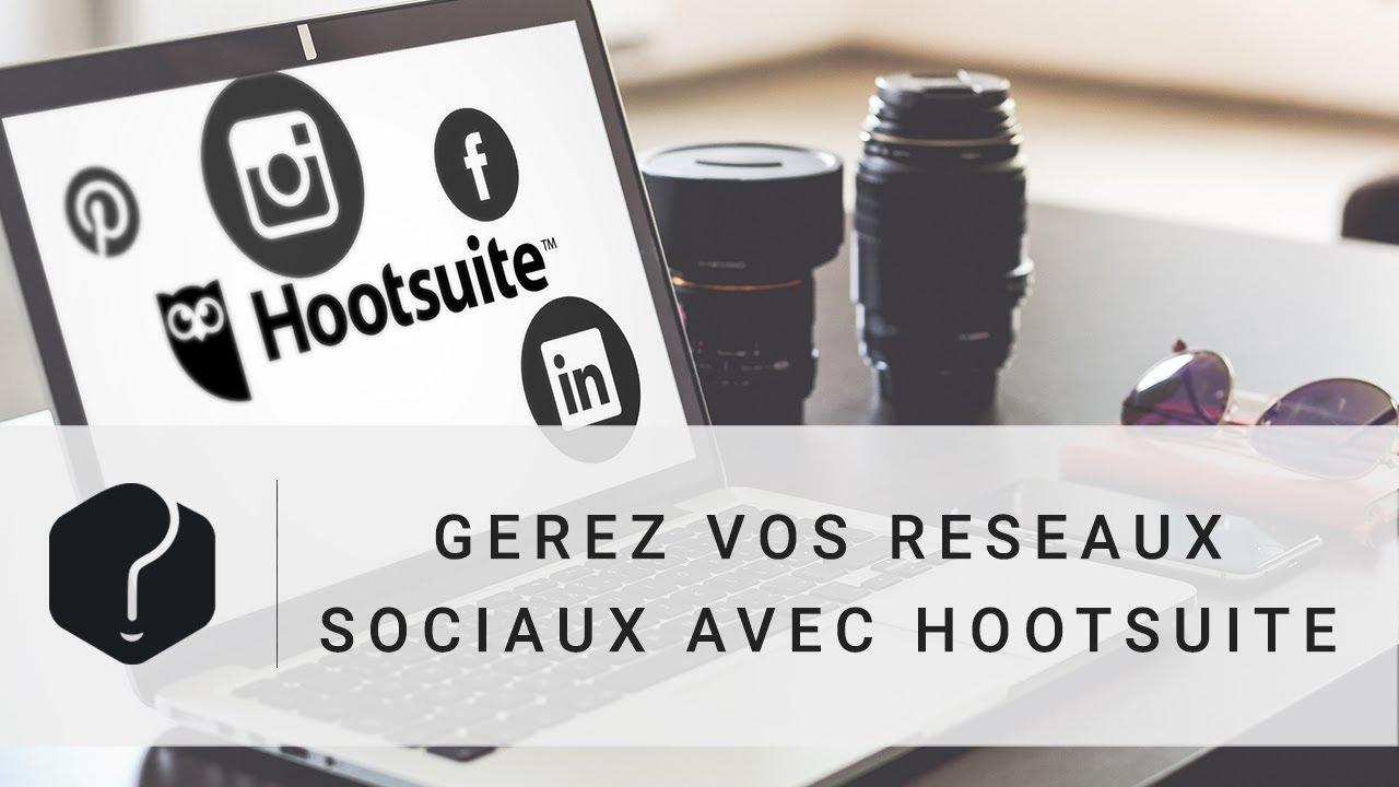 Review HootSuite: Easy management of social networks - appvizer